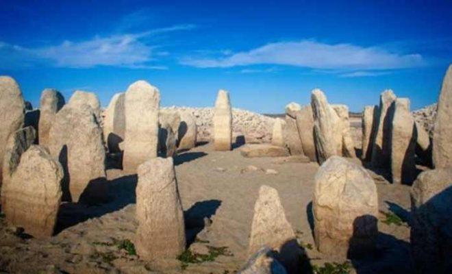 Stonehenge espagnol : Un temple mégalithique vieux de 5 000 ans exposé au fond d'un réservoir