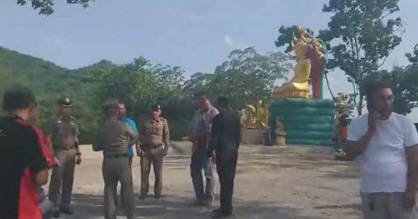 Un groupe de « Contactees » avec des Extraterrestres rencontre des problèmes avec les autorités en Thaïlande