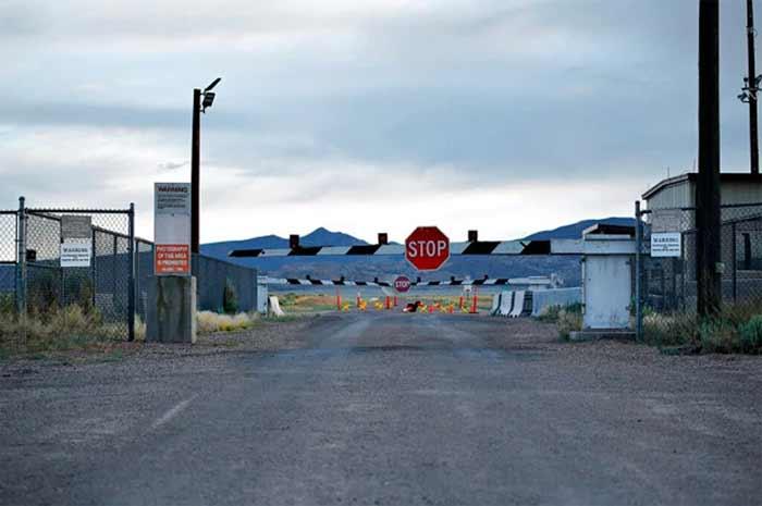 Les événements autour de la Zone 51 dans le Nevada incitent l'activation du plan d'urgence de gestion des foules