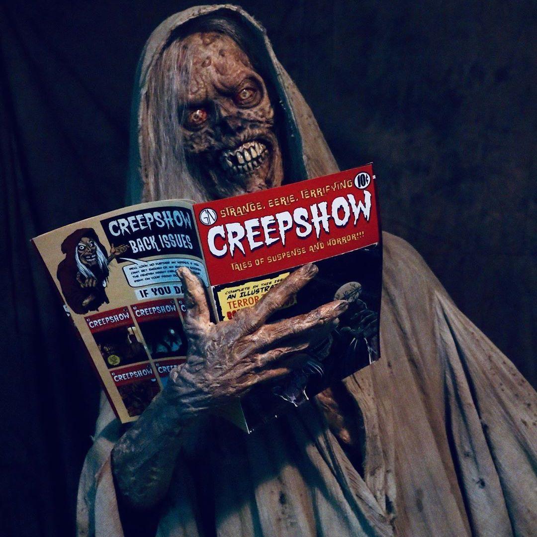 Creepshow: Shudder dévoile un trailer pour le remake