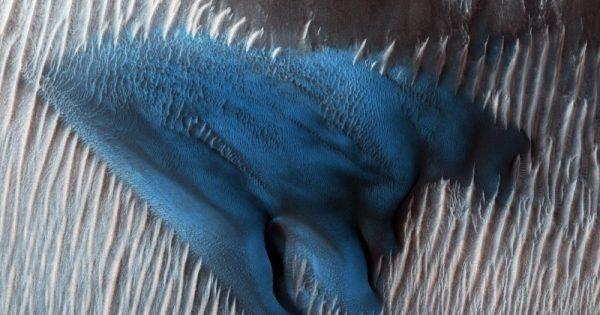 Un phénomène unique enregistré sur Mars