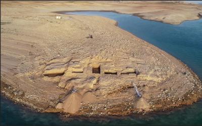 L'immense palais de l'ancien royaume Mittani découvert en Irak