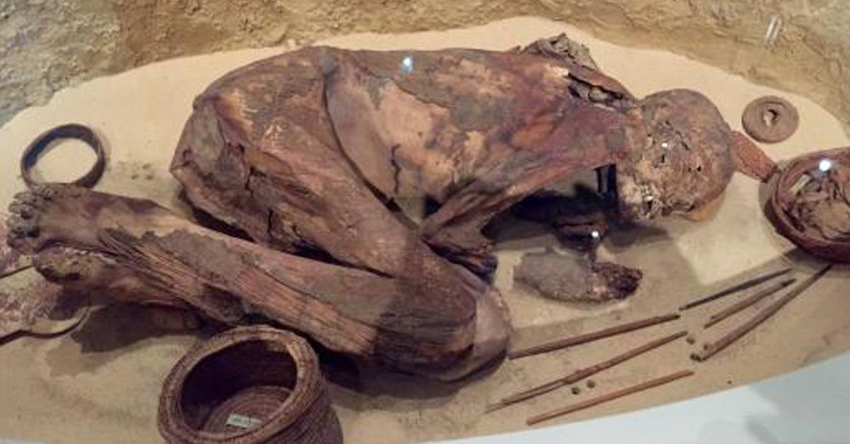 Une momie égyptienne vieille de 5500 ans renverse nos croyances sur l'embaumement