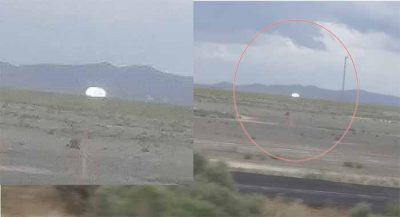 Un OVNI a-t-il atterri près de Salt Lake City ?