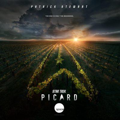 Star Trek: Picard: CTV Sci-Fi Channel dévoile une bande-annonce