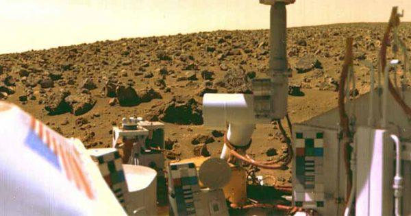 Un ex-scientifique de la NASA « convaincu » que nous avons déjà trouvé la vie sur Mars