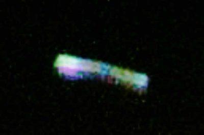 Vidéo - Une flotte d'OVNIs repérée depuis l'ISS