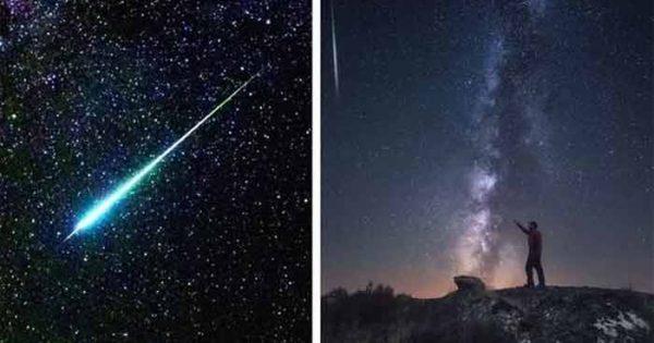 Léonides 2019 : Comment observer la pluie d'étoiles filantes de ce week-end ?