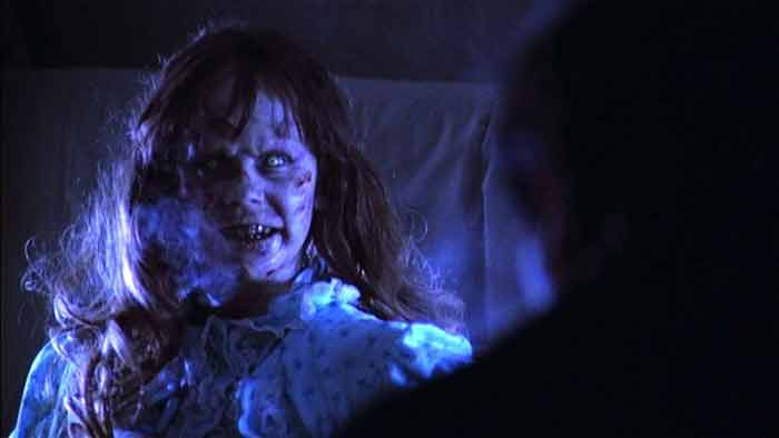 Linda Blair et la malédiction de l'Exorciste