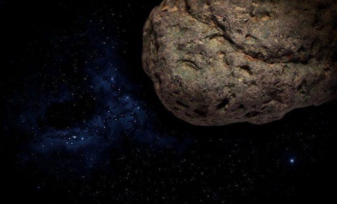 Un immense astéroïde frôle la Terre, la Nasa ne le voit pas