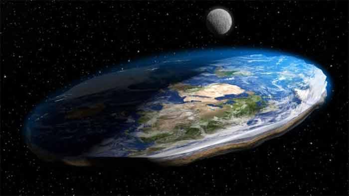 Et si la Terre était plate ?