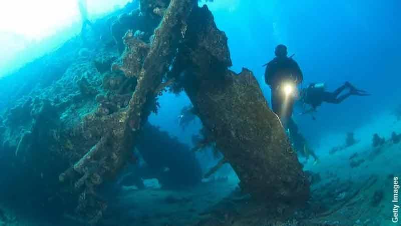 Un navire disparu dans le triangle des Bermudes a été retrouvé près d'un siècle plus tard