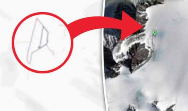 Vidéo: Un mystérieuse base a été découverte en Antarctique