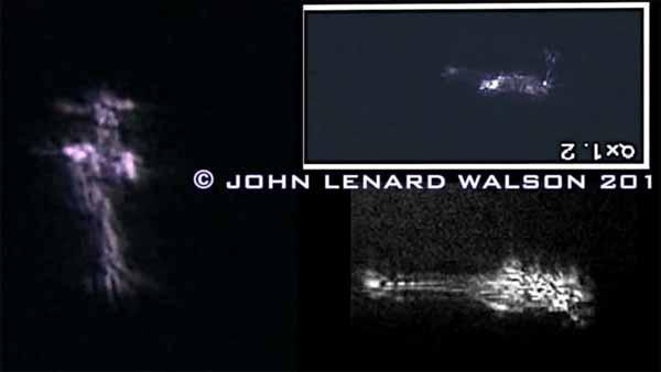 Vidéo: Un vaisseau en orbite autour de la Terre et plus, par John Lenard Walson