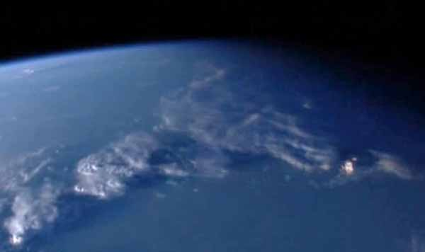 Est-ce la mystérieuse île volante Laputa ?