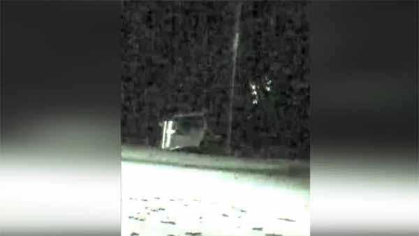 Vidéo: Il est certain d'avoir filmé une sphère extraterrestre près de chez lui