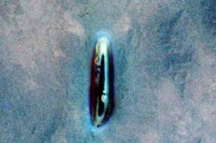 L'OVNI de la mission Gemini 4