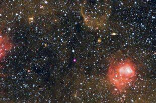 Les observations de Chandra révèlent un magnétar extraordinaire