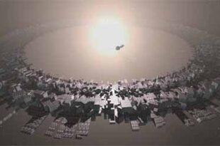 une mégastructure extraterrestre ne peut pas expliquer le comportement étrange de l'étoile de Tabby