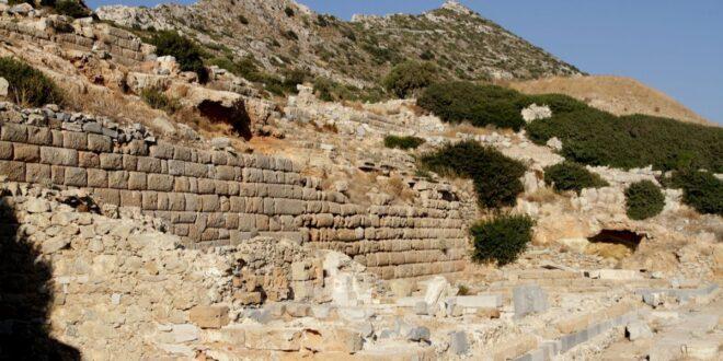 Un temple vieux de 2 500 ans dédié à la déesse Aphrodite découvert en Turquie